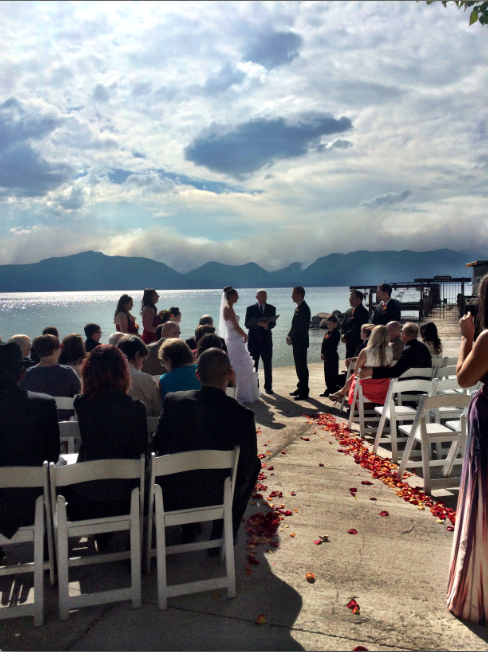 Another Simple Tahoe Wedding!